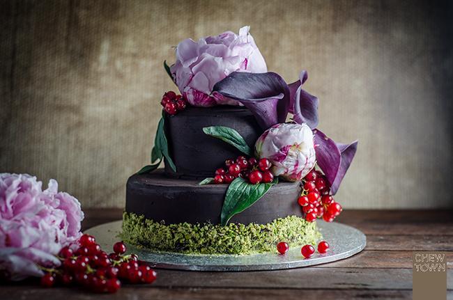 The Best Flourless Chocolate Mud Cake | Chew Town Food Blog