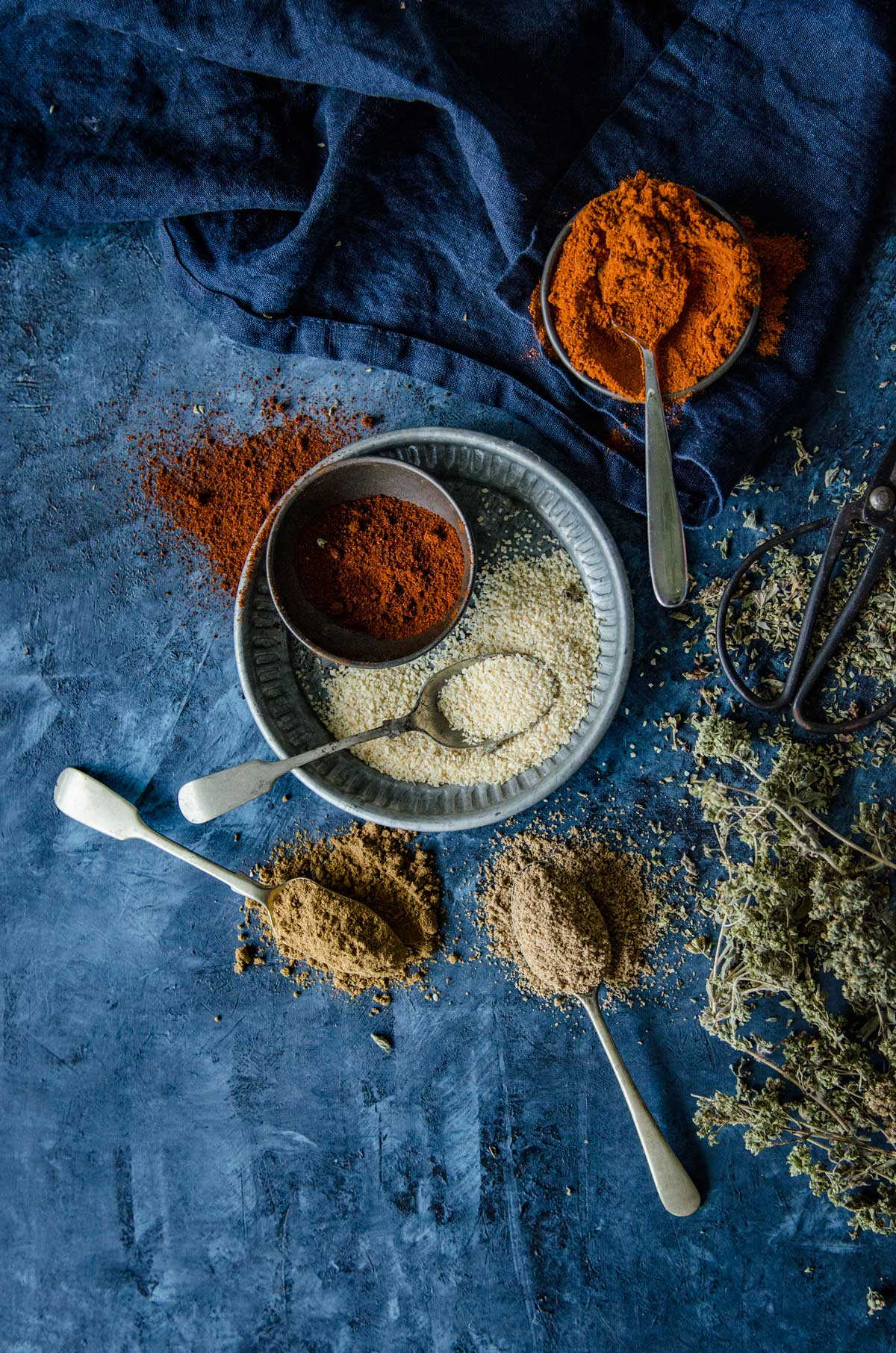 Mexican Chili Spice Mix | Chew Town Food Blog