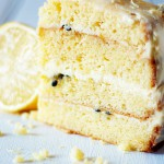 Passionfruit-layer-cake
