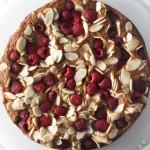 Raspberry-Ricotta-Cake