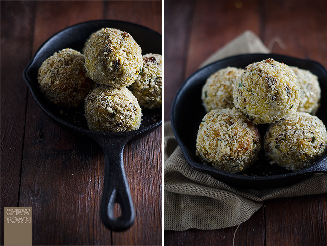Baked-Chicken-and-Pumpkin-Balls-Middlie