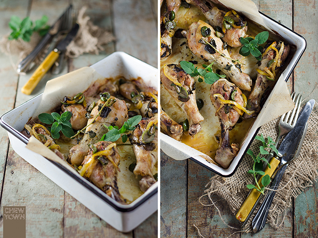 Lemon-Olive-and-Oregano-Drumsticks