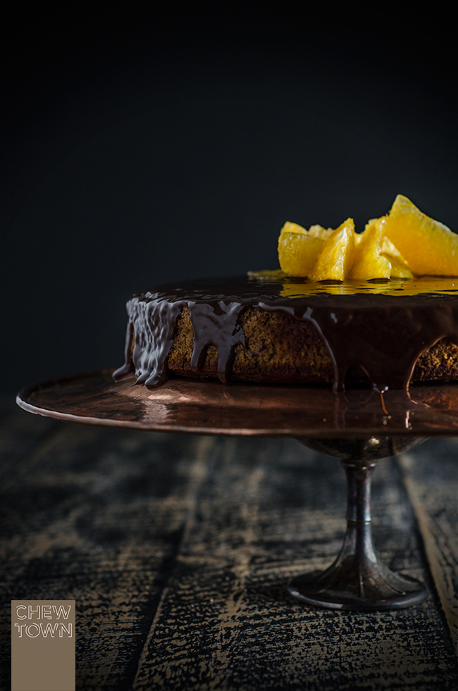 Orange-Chocolate-and-Honey-Cake-Top