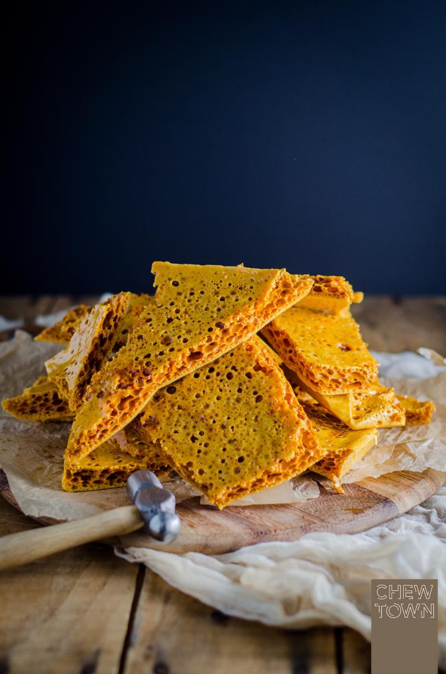 Maplecomb Recipe | Chew Town Food Blog