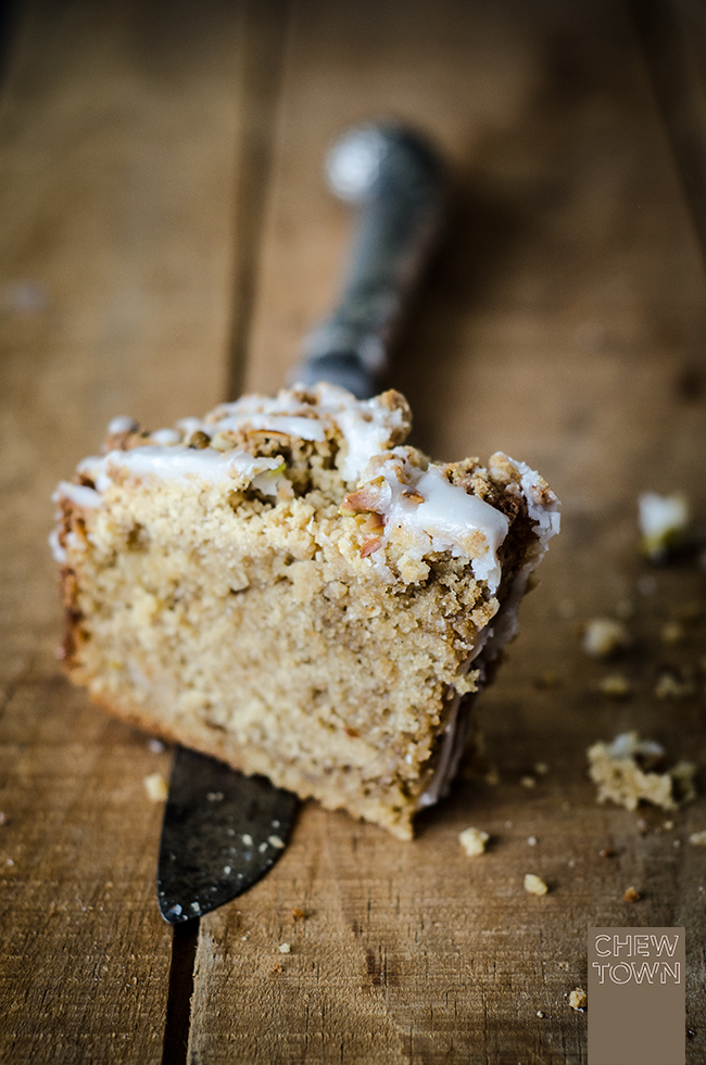 Kaffee Streuselkuchen (Coffee Streusel Cake) | Chew Town Food Blog