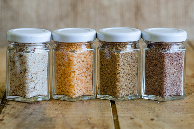 Flavoured Salt Recipes | Chew Town Food Blog