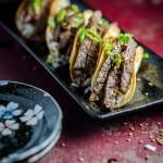 Beef Teriyaki Tacos | Chew Town Food Blog