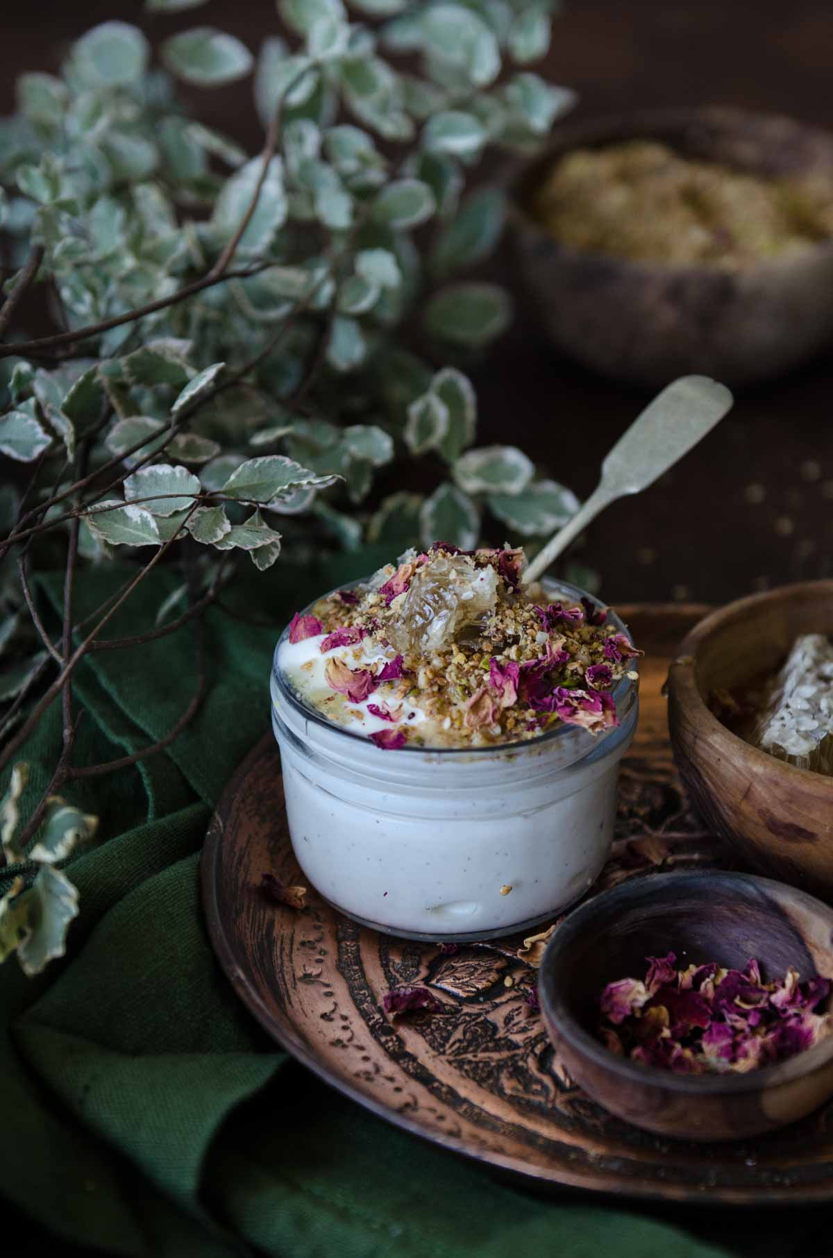 Sweet Dukkah Recipe | Chew Town Food Blog