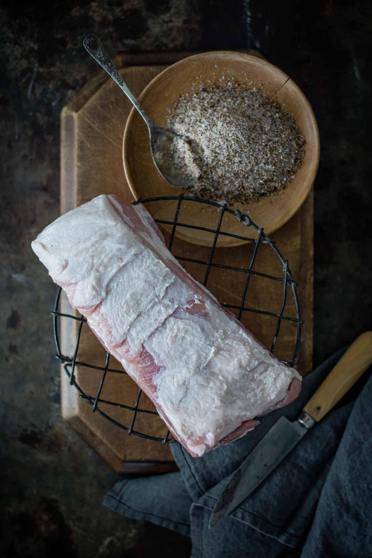 Homemade Pancetta | Chew Town Food Blog