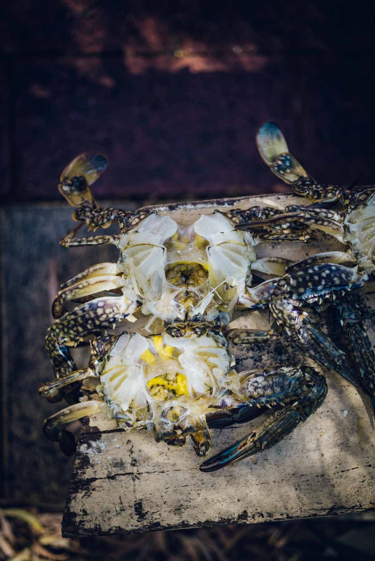 BBlue Swimmer Crabs | Chew Town Food Blog
