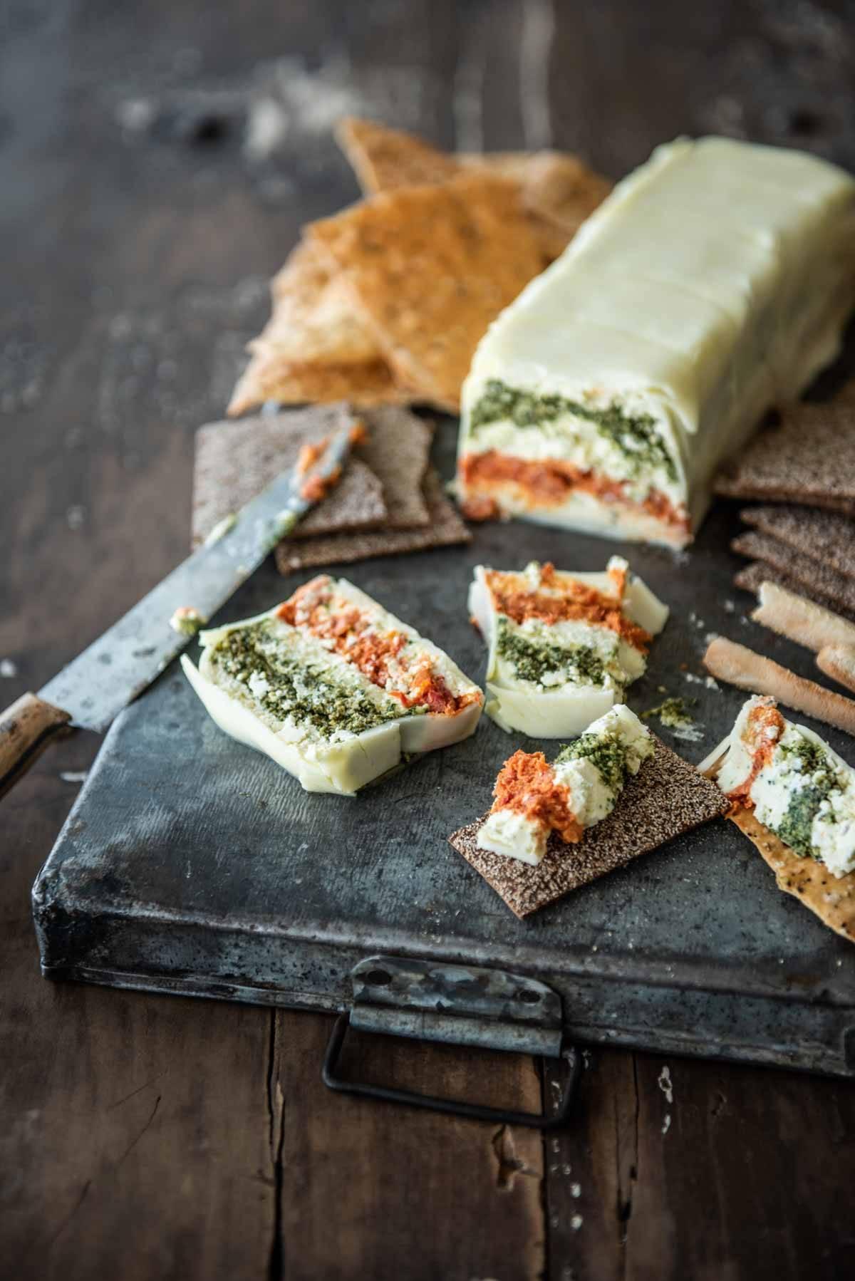 Antipasto Terrine | Chew Town Food Blog