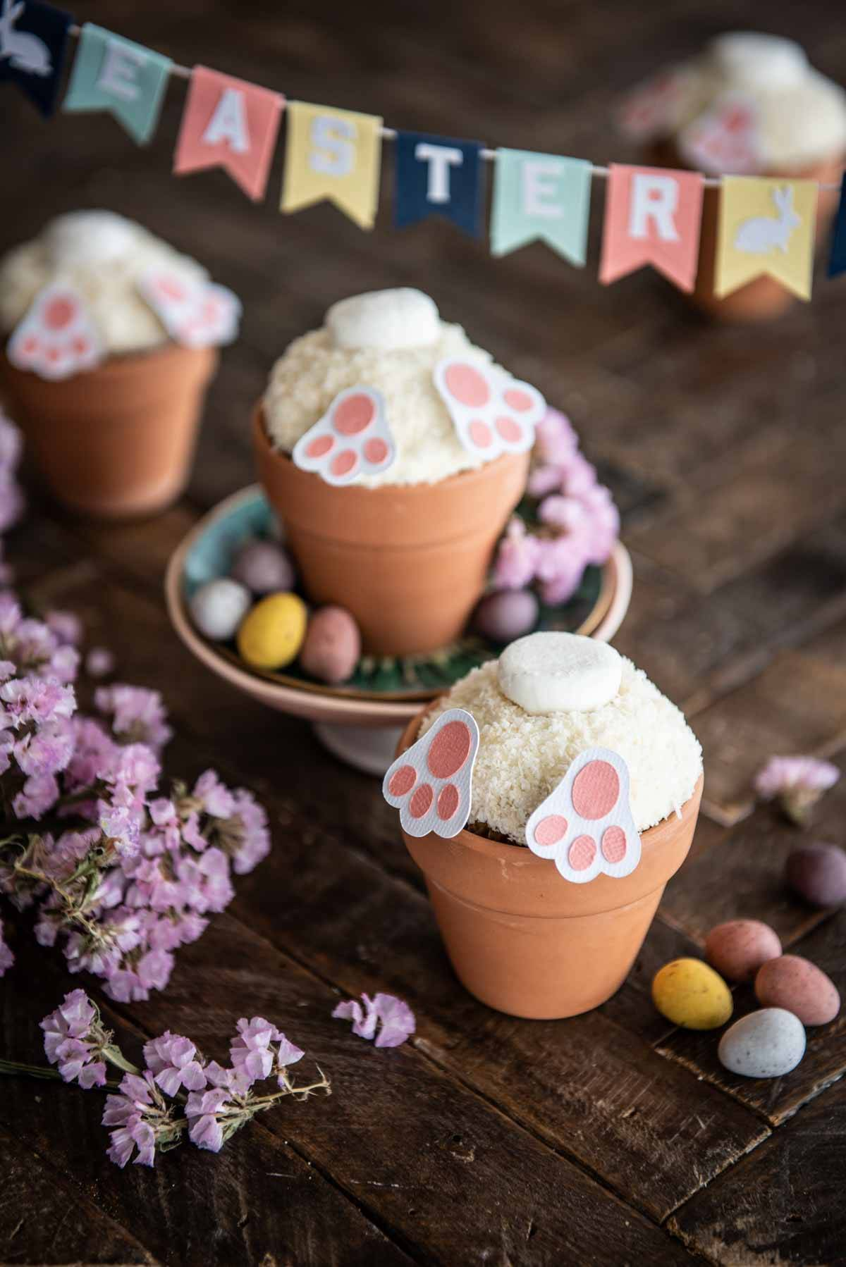Chew Town Food Blog | Easter Cupcakes