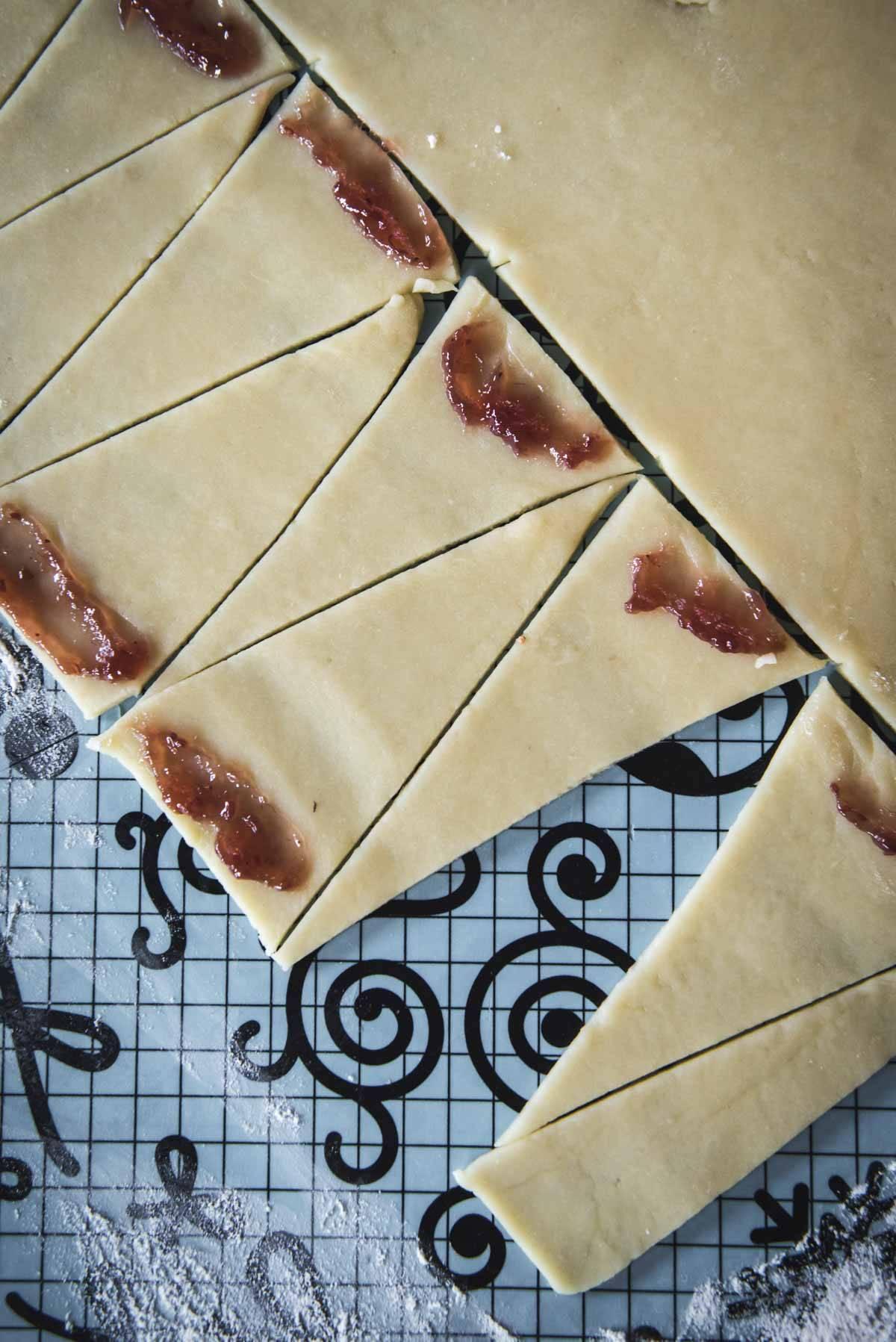 Involtini Biscotti   Involtini Biscuits   Chew Town Food Blog