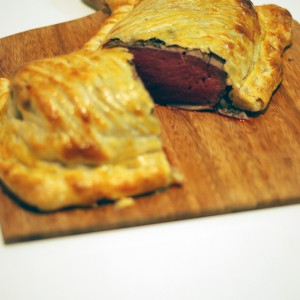 Beef Wellington - A Scotty Fave