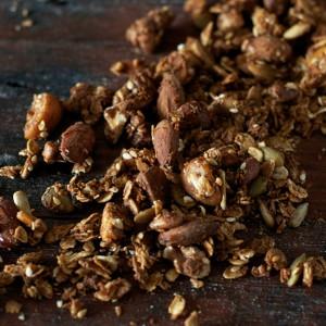 Spiced Nut Toasted Muesli