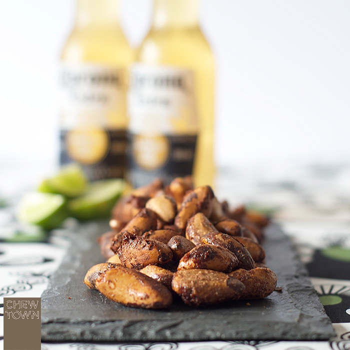 Spiced brasil nuts recipe chew town food blog we had a small gathering of people at our place on australia day last weekend yet we had enough food for an army overcatering is becoming our style forumfinder Images