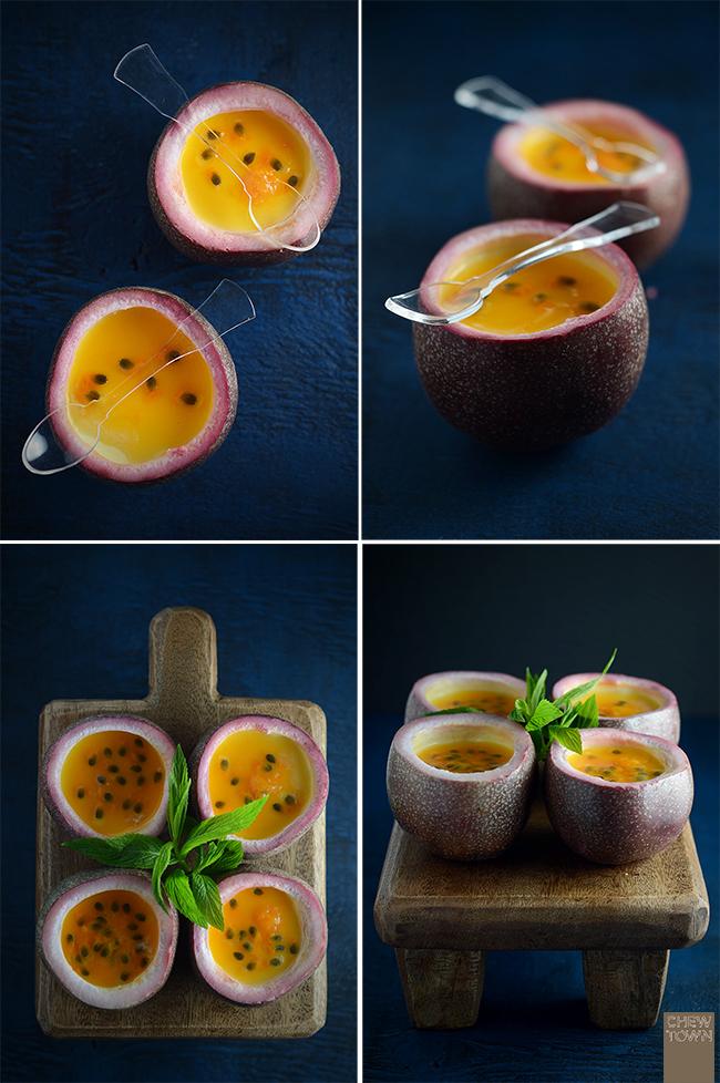 Passionfruit + Mint Cocktail Recipes — Dishmaps